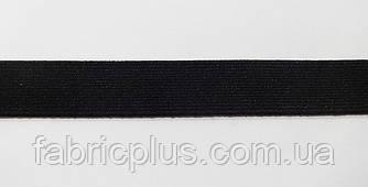Резинка 2 см черная Белорусская