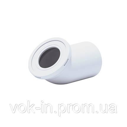 Ani Plast Колено 22° для унитаза, выпуск 115 мм, фото 2