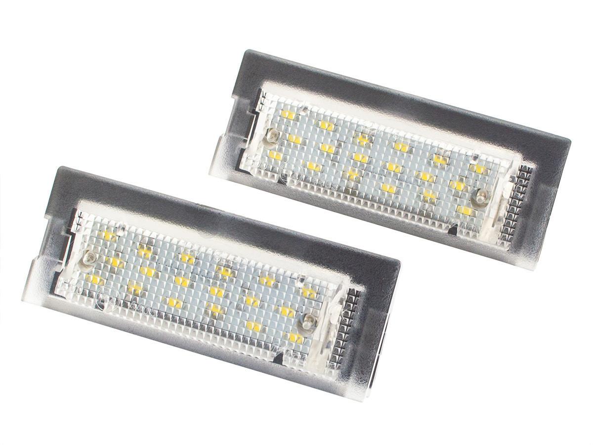 Подсветка номера LED BMW 5 E39  универсал