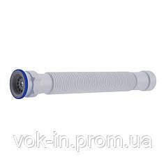 Ani Plast Гофросифон 64 мм, выход 40-50, длина 840-1590 мм