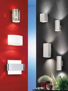 Светодиодные LED настенные и потолочные светильники