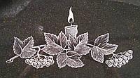 Калина та свічка