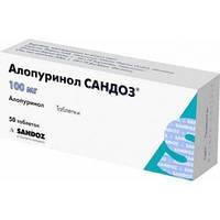 БАД для почек Аллопуринол -  способствует растворению уратов (табл.50)