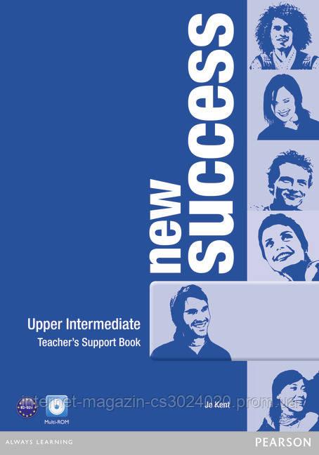 New Success Upper Intermediate Teacher's Book (with Test Master CD-ROM) ISBN: 9781408297162