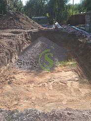 Септик бетонный 8 куб.м. + дренажное поле 2