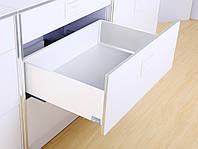 Выдвижной ящик GIFF FlatBox L=550 H=116 белый , фото 1