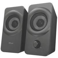 Портативная акустика trust cronos speaker set for pc and laptop (22365)