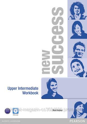 New Success Upper Intermediate Workbook (with Audio CD) ISBN: 9781408297179, фото 2