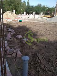 Септик бетонный 8 куб.м. + дренажное поле 12