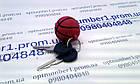 Подарочная флешка, usb, usb flash мяч, ball 16 гб, фото 4