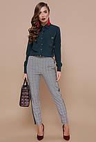 Модные женские брюки с полосой сбоку 42-48, фото 3