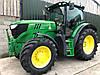 Трактор John Deere 6140R 2014 года