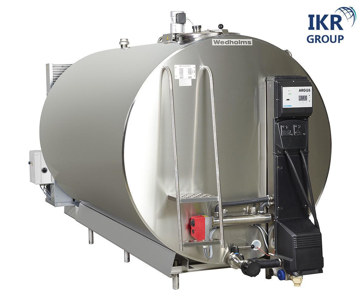 Охладитель молока новый Wedholms объемом 8000 литров / Охолоджувач молока