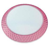 Світильник LED стельовий HOROZ PHANTOM-36 36W 6400K рожевий