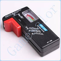 Аналоговый тестер аккумуляторов и батареек для проверки уровня заряда, фото 1