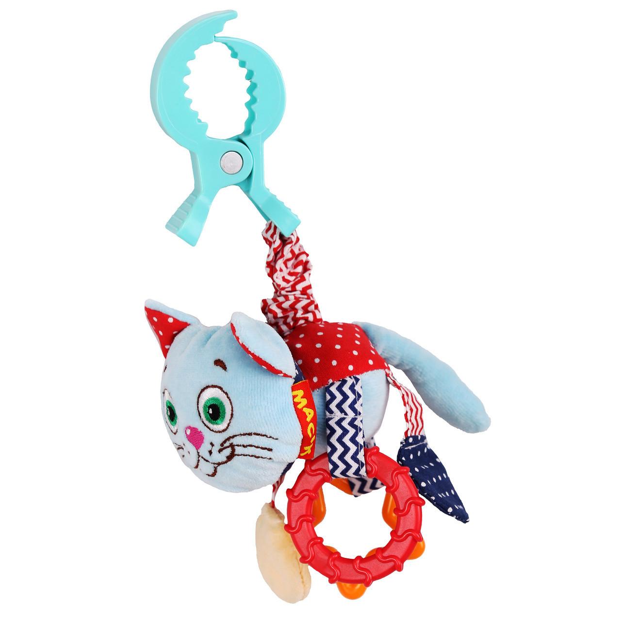 Игрушка-подвеска «Котик»