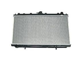 Радиатор основной 21400EQX00 21410ZF600 Nissan Primera P11 96-01 2,0TD ниссан