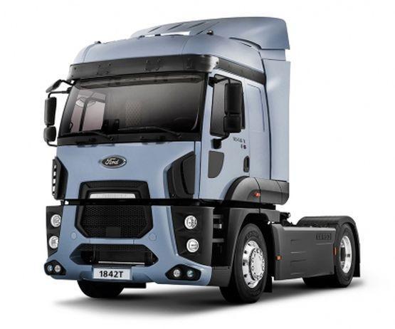 Седельный тягач Ford Trucks 1842T (Механическая КПП)