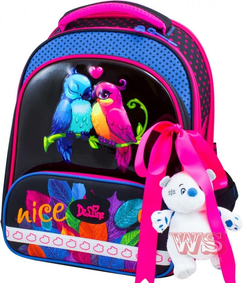 Рюкзак школьный с наполнением DeLune, 9-114, 639165