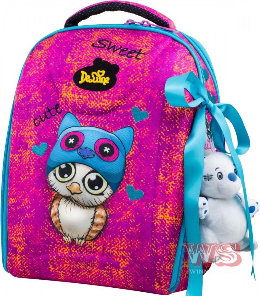 Рюкзак школьный с наполнением DeLune, 7mini-010, 639103