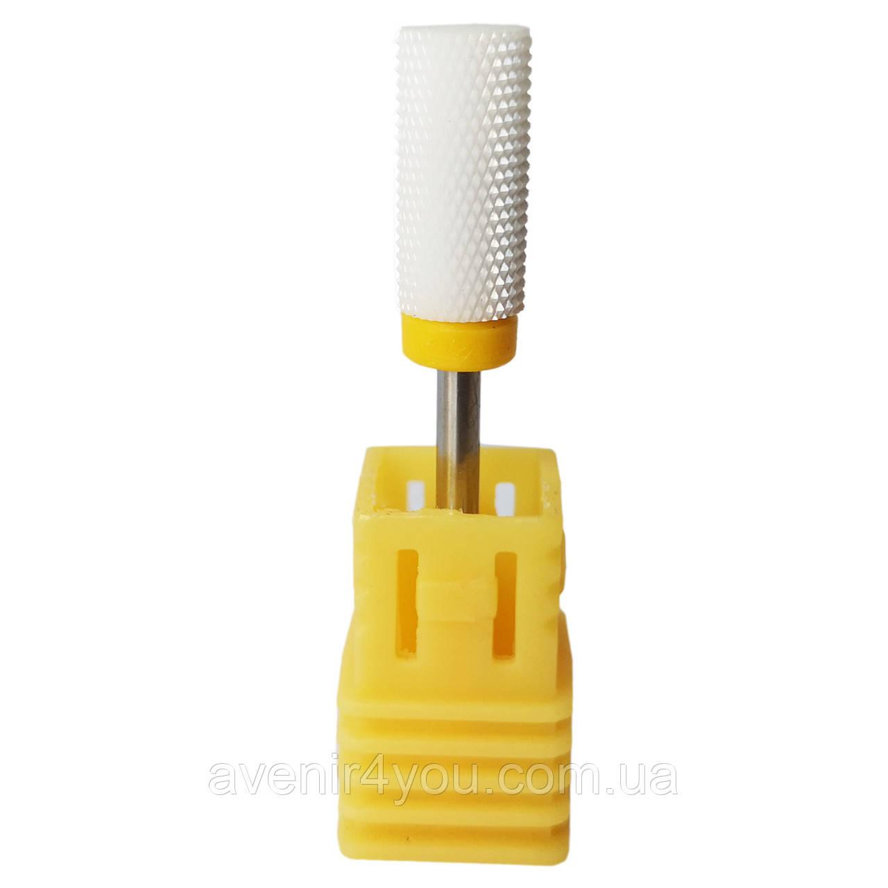 Насадка керамическая Барабан 3/32 Large Barell ХF Желтая №1