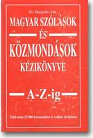 Довідник угорського розмовної мови і прислів'їв