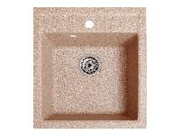 Мойка искусственный камень Solid БРИЗ 460x515 латино беж