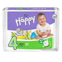 Подгузники детские Bella Baby Happy Maxi 8-18 кг 27 шт