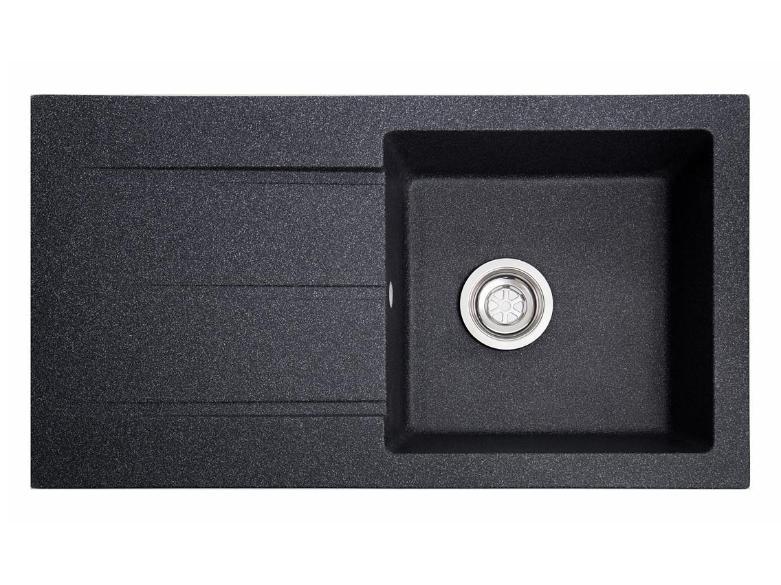 Мийка штучний камінь Solid КВАДРО 780x435