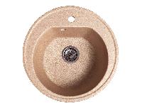 Мойка искусственный камень Solid КЛАССИК D510 латино беж, фото 1