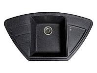 Мойка искусственный камень Solid КРАФТ 980x510 черный гранит, фото 1