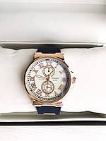 Кварцевые наручные часы Ulysse Nardin  (Реплика)