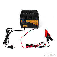 Зарядное устройство для авто 4А, 6-12В, до 60Ah (светодиодный индикатор) |  СИЛА 900201