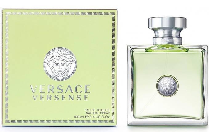 Женская туалетная вода Versace Versense EDT 100 ml реплика, фото 2