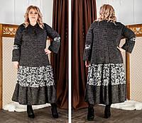 Женское стильное платье ЯС694(бат)
