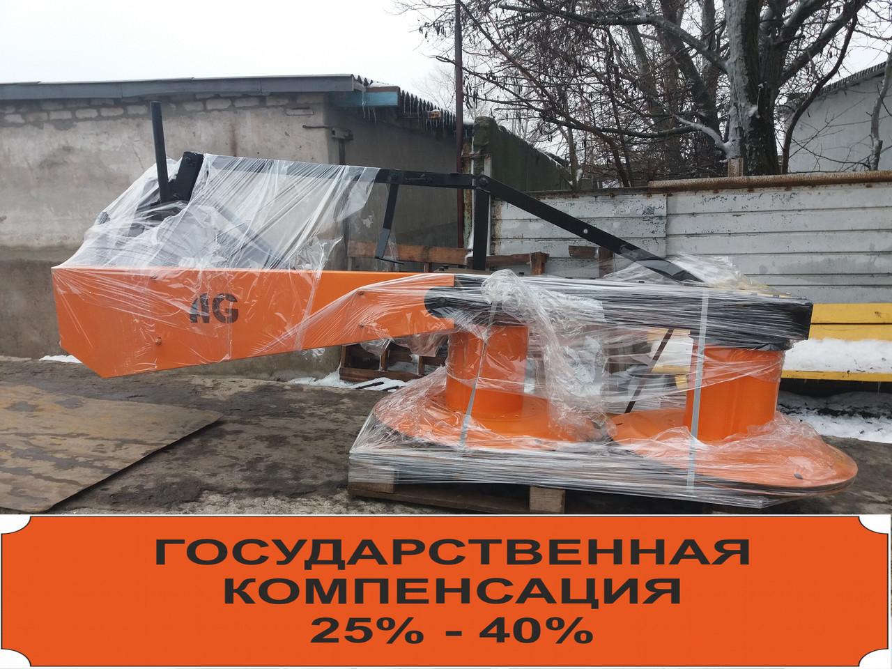 Косилка роторная КРН-1,65 с карданом