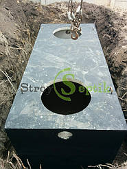 Септик бетонный для дачного домика 5