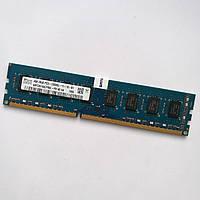 Оперативная память Hynix DDR3 4Gb 1600MHz PC3-12800 2R8 CL11 (HMT351U6CFR8C-PB N0 AA) Б/У, фото 1
