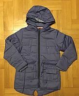 Курточка удлиненная GRACE Венгрия 128-170 рост