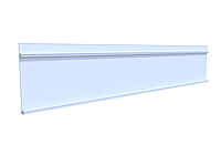 Передня панель для внутрішнього ящика GIFF FlatBox L = 1200 H = 84 білий