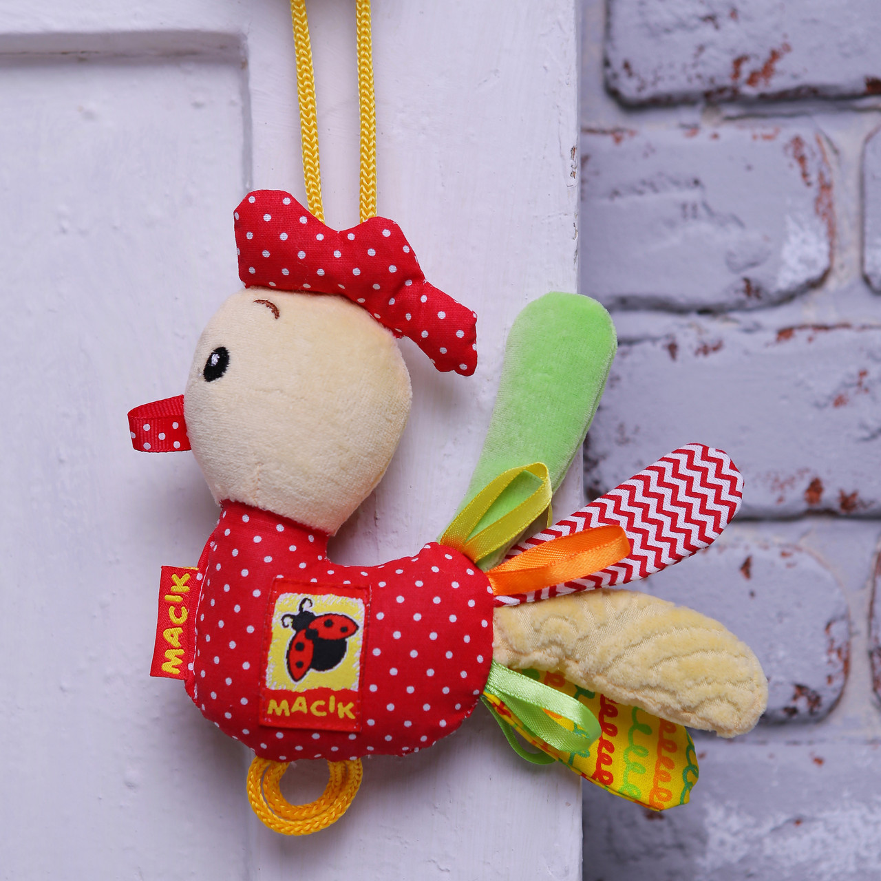 Игрушка-подвеска «Петушок»