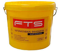 Шпаклівка акрилова фінішна FTS (27 кг.)