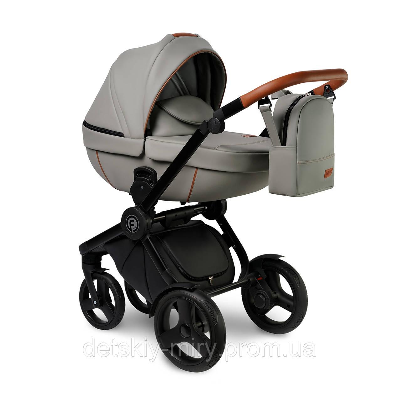 Детская универсальная коляска 2 в 1 Verdi Futuro - фото 2
