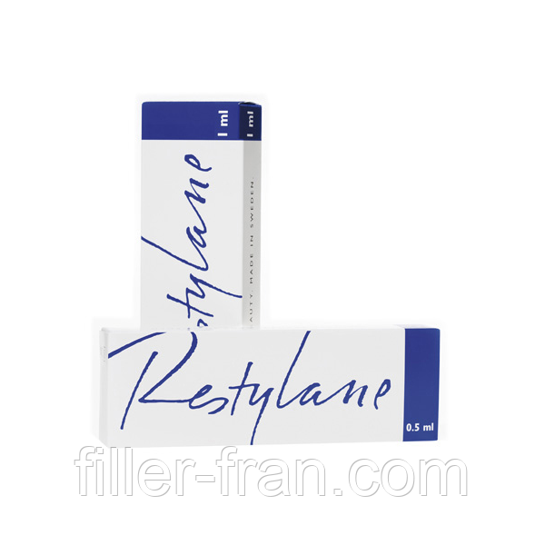 Гиалуроновый филлер Restylane