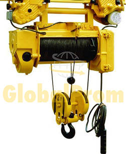 Тельфер электрический канатный от 1 до 5 тонн серии ТЭ