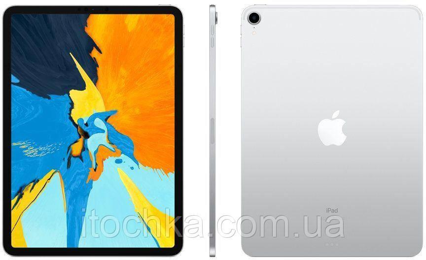 """Apple iPad Pro 11"""" 64GB WiFi 4G Silver"""
