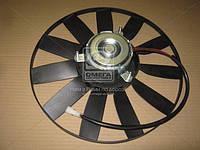 Электровентилятор охл. радиатора ГАЗЕЛЬ (ЗМЗ 406) 12В (DECARO)