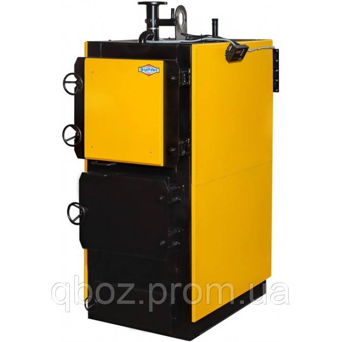 Промышленный твердотопливный котел Буран EXTRA-99 (Экстра)