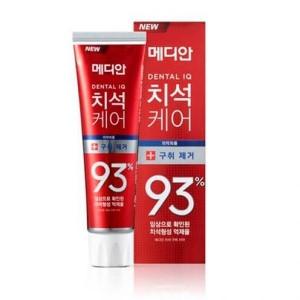 Зубная паста для удаления зубного камня Amore pacific MEDIAN +MAX 86% Toothpaste, 120 гр