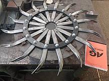 Борона Мотыга Ротационная гидравлическая БМ-9, фото 2